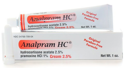 Analpram HC Cream